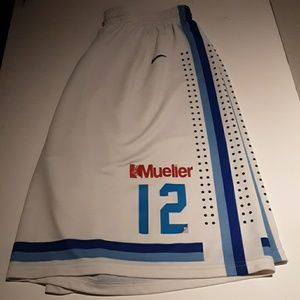 Men's Nike basketball shorts size 3xl